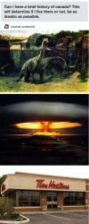 canada, dinosaur, meteor, extinction, drastic, tim hortons