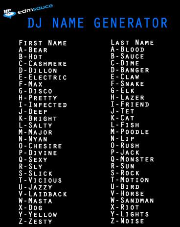funny name generator for games