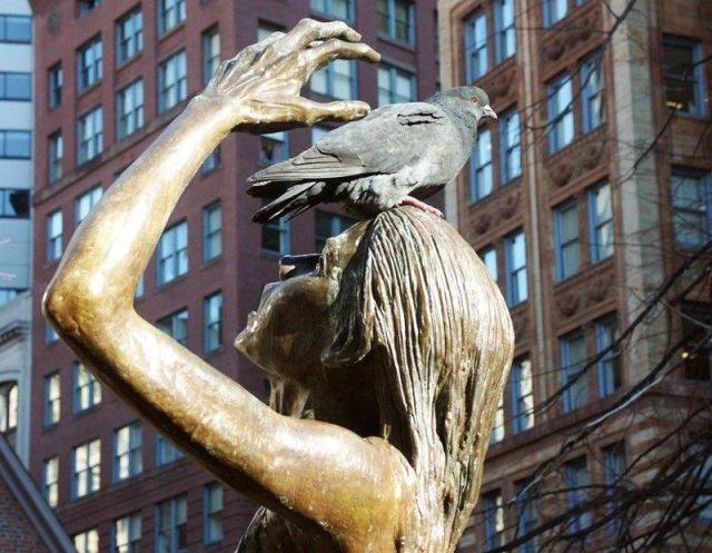 statue, art, hacked irl