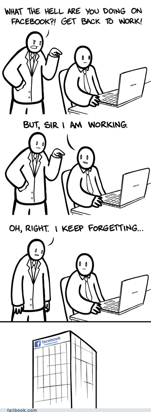 comic, facebook