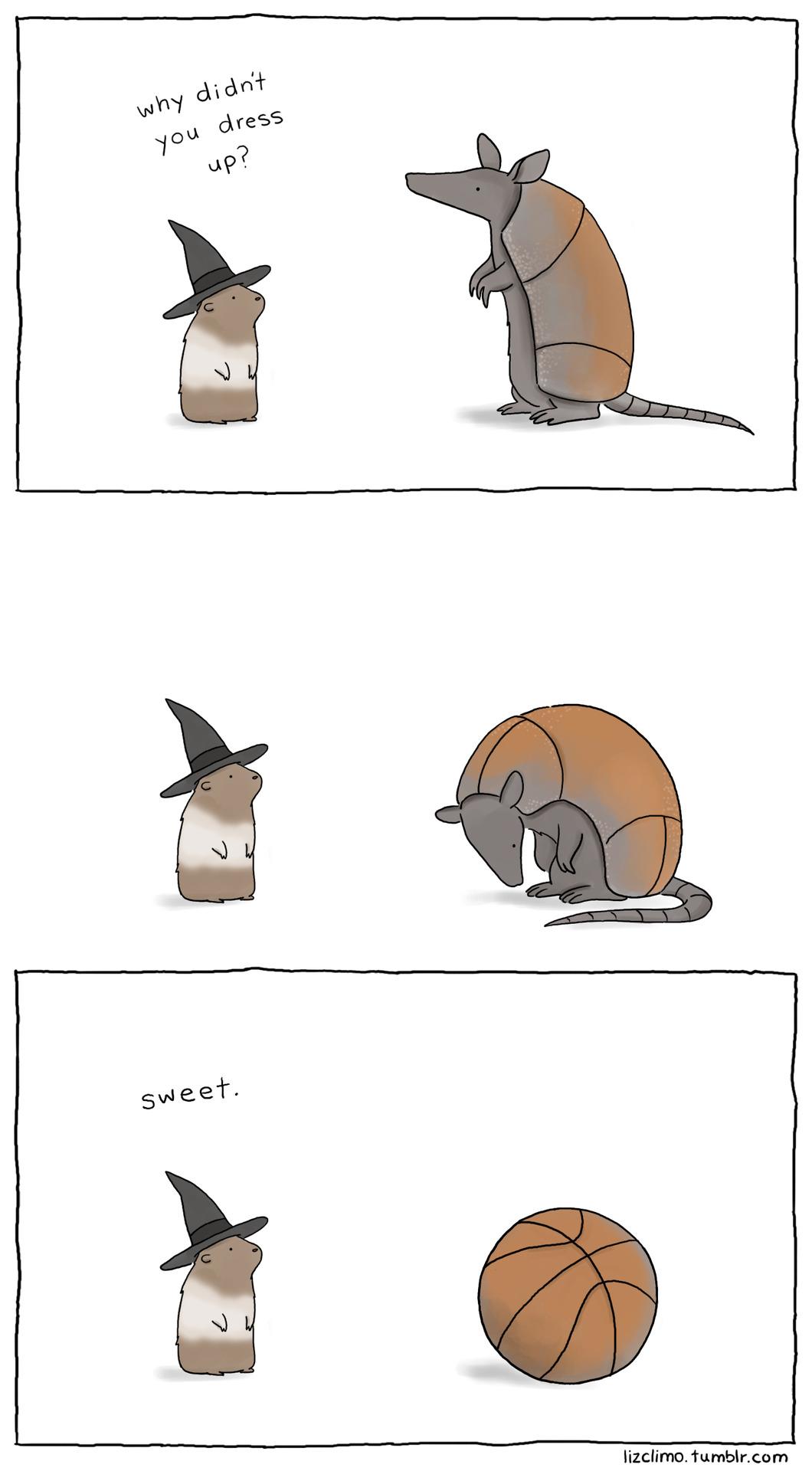 halloween, costume, comic
