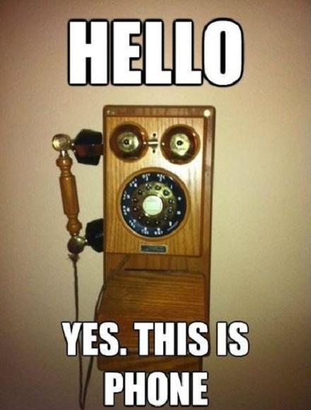 phone, meme