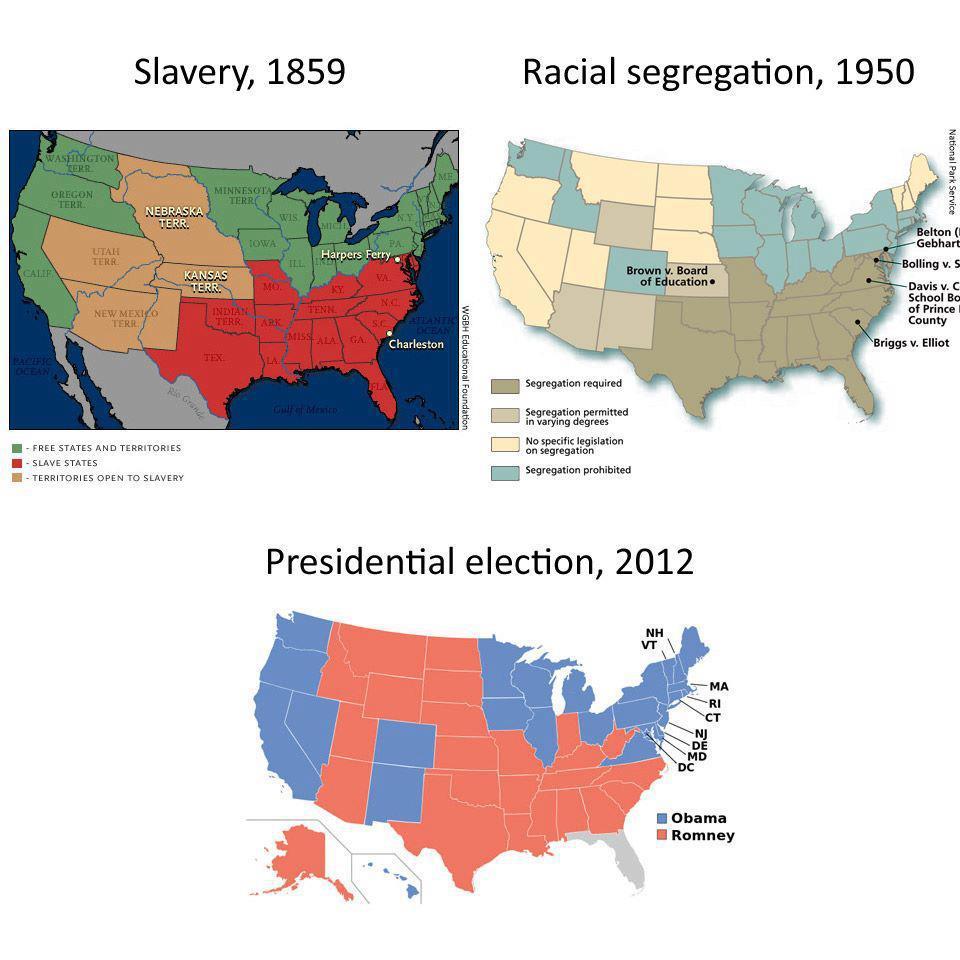 politic, slavery, romney, obama