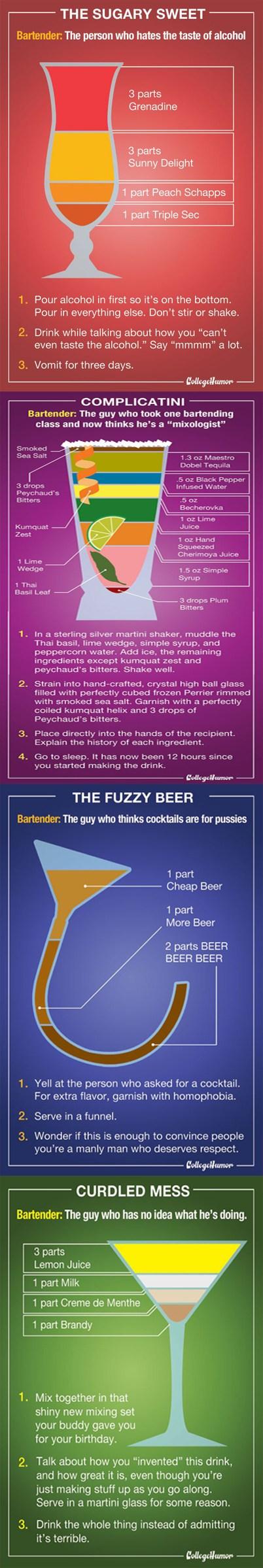 alcohol, humor