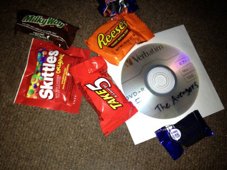 Halloween, Trick or Treat, Candy, Avengers