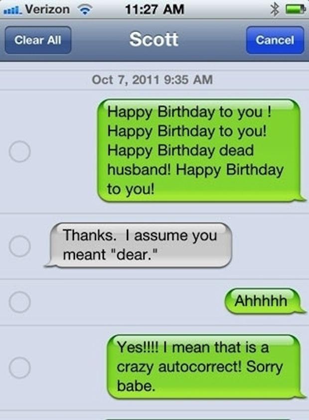 Dyac, iPhone, birthday