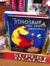 dinosaur, true, story, book, kid, christmas, poop