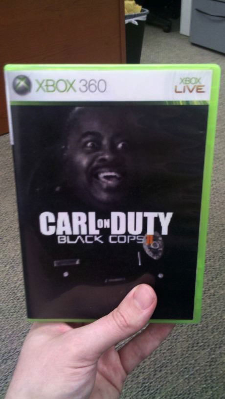photoshop, call of duty, family matters, carl, cops