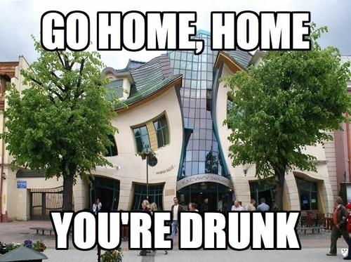 meme, drunk, home