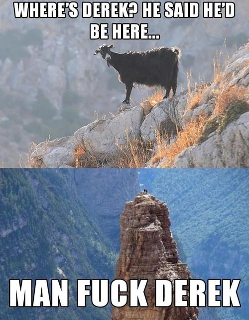 goat, meme, fuck