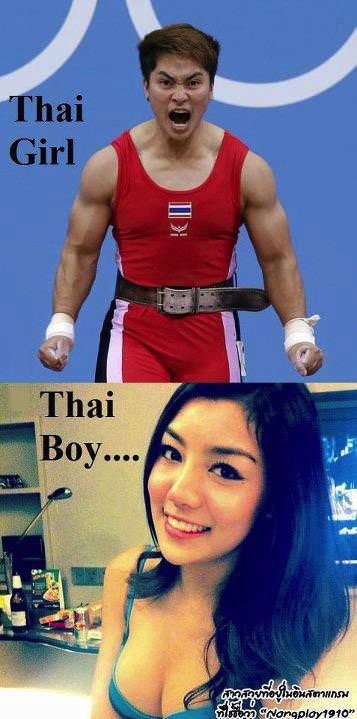 thai, girl or guy