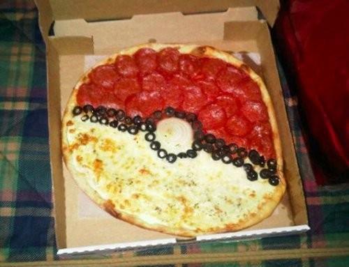 pokemon, pizza, art, cuisine, lol