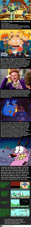 disney, notice, real life