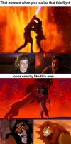 lion king, star wars, movie