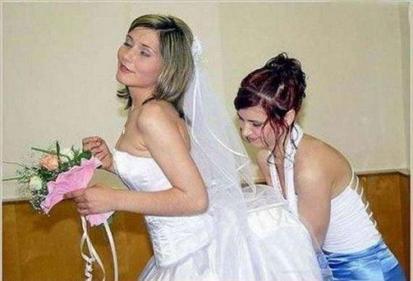 marriage, wedding dress, wtf