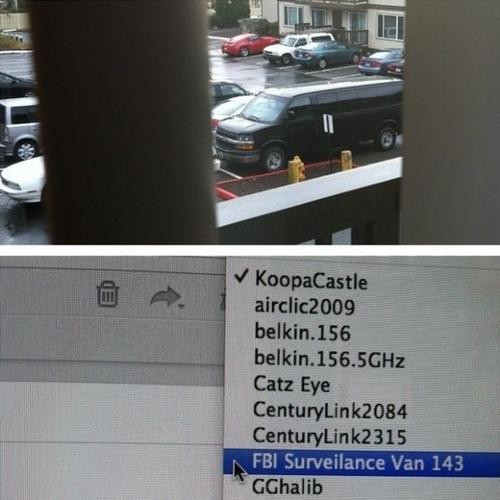 fbi, surveillance, wifi, lol
