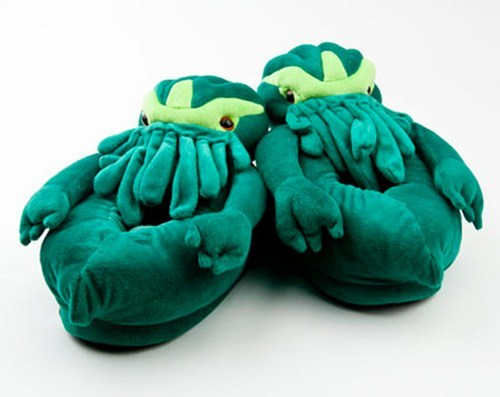 cthulhu, slippers, product, win