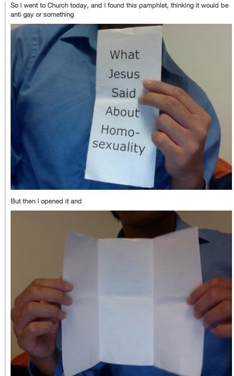jesus, religion, church, homosexuality