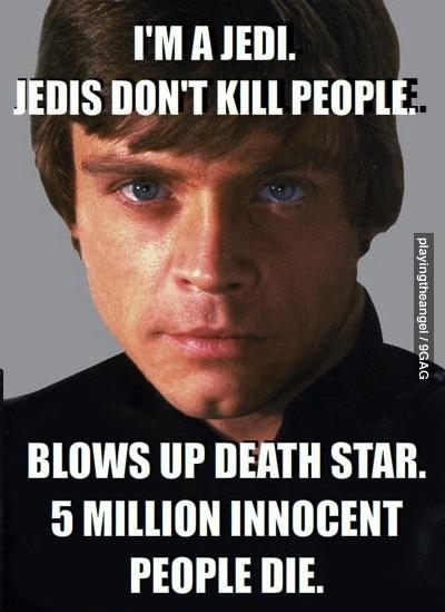 meme, star wars, luke skywalker