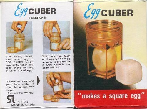 egg cuber, made in china, wtf
