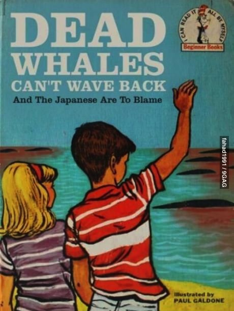 kids book, wtf, dead whales