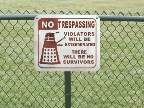sign, caution, serious, exterminated