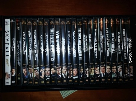 james bond, 007, movie, dvd, combo breaker