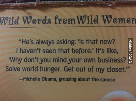 michelle obama, president, world hunger, wardrobe, closet