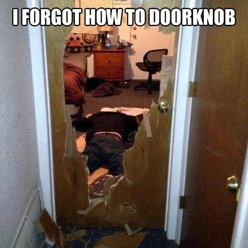 meme, door knob, fail, wtf