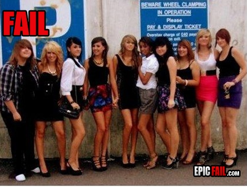 hot girls, group, combo breaker