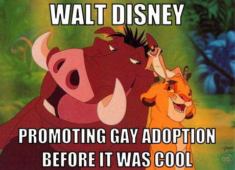 disney, lion king, gay adoption, meme