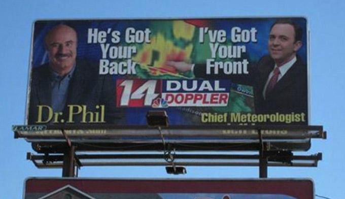 billboard, wtf, dr phil, tv