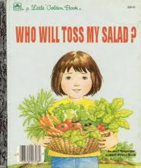 worst, kid, book, salad, toss, wrong