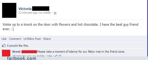 friend zone, facebook