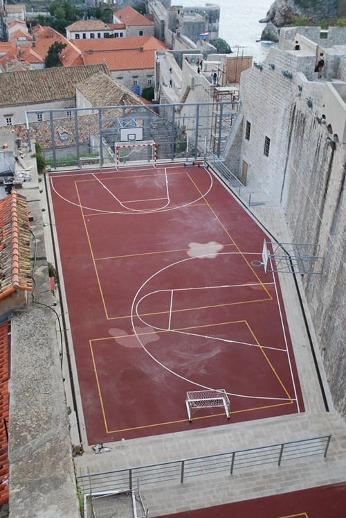 sports, court, basketball, tennis, fail