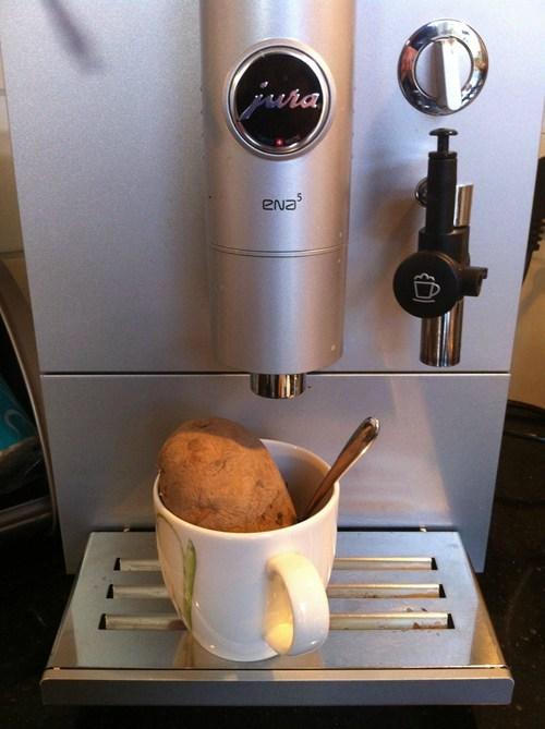 irish coffee, potato, stereotype