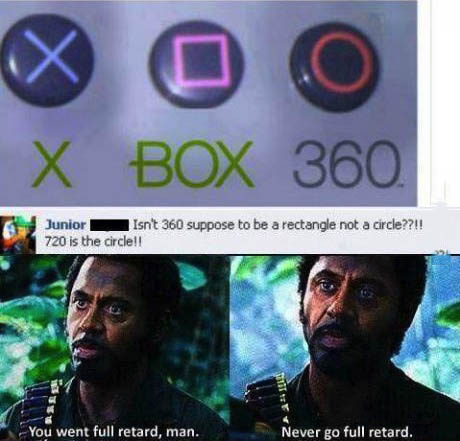 xbox, 360, full retard