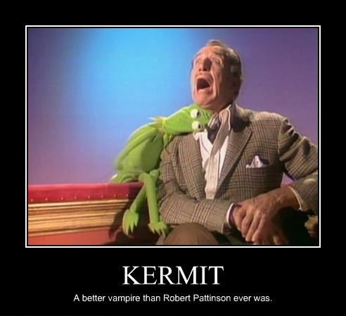kermit, motivation