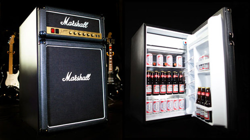fridge, amp, win, marshall