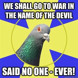 meme, devil, said no one ever