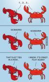 lobster, rock, paper, scissors