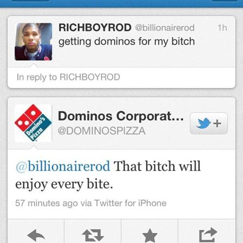 best, dominos, pizza, twitter