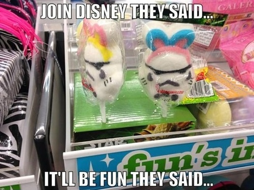 disney, star wars, candy, wtf, meme