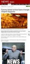 news, flapjacks, lame, wtf