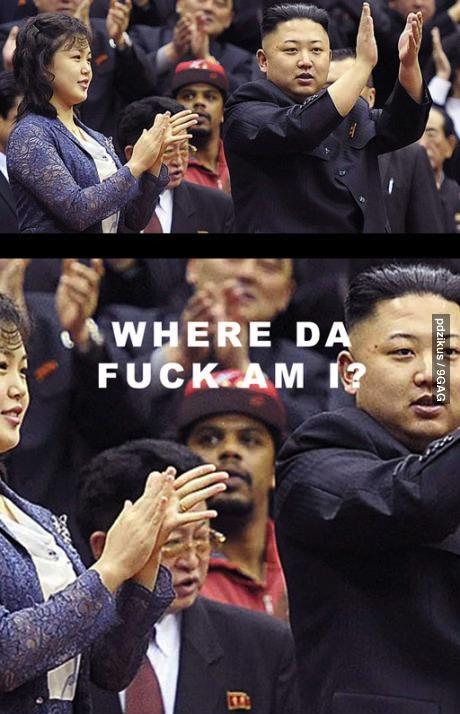 north korea, kim jong il, wtf, meme