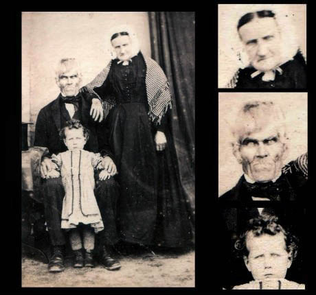 creepy, family portrait, wtf, face, scary