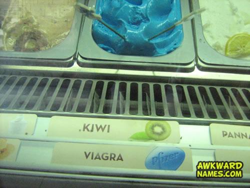 ice cream, viagra, flavour, wtf