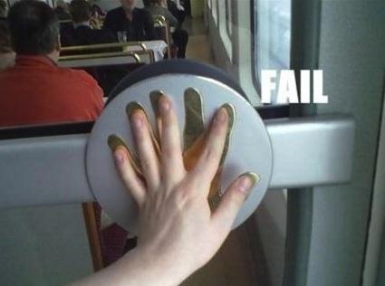fail, door, wtf
