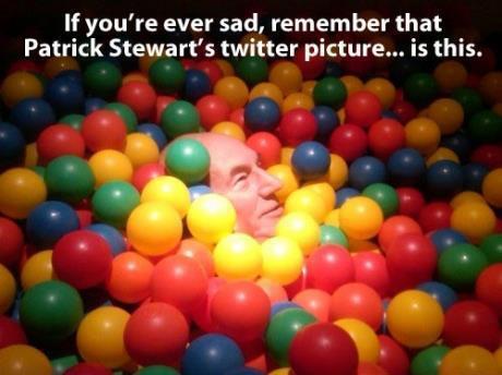 patrick stewart, balls