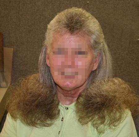 worst, hair, wtf, woman